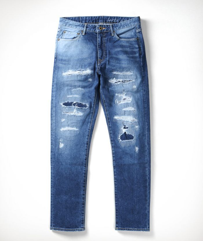 J8717SM NEW CALIF. Santa Monica 12oz Easy Denim