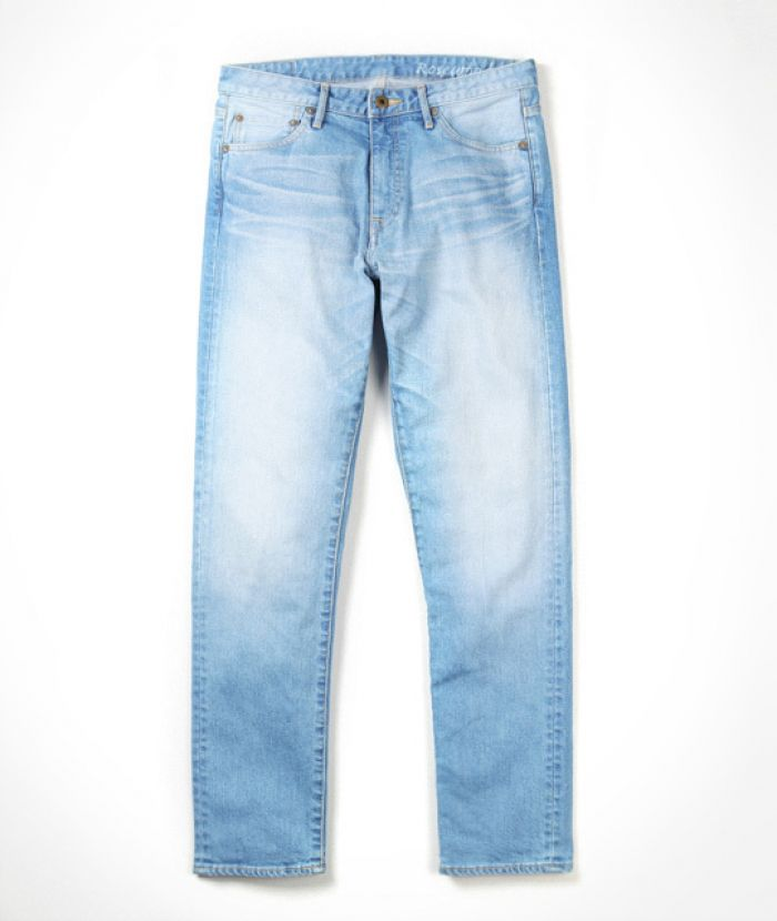 J8717RW NEW CALIF. Rosewood [2018SS] 12oz Easy Denim